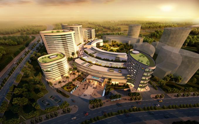 公共建筑- 产品中心-广州名阳建筑设计有限公司官方